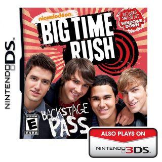 big time rush games