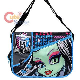 Monster High Frankie Stein School Messenger Bag Diaper Shoulder Bag