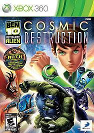 Ben 10 Ultimate Alien   Cosmic Destruction (Xbox 360, 2010)