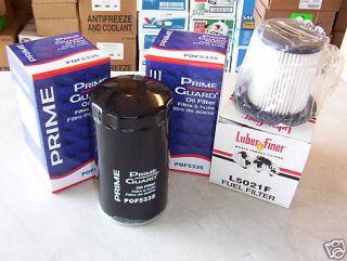 Dodge Cummins Diesel Filter Package 1997 1999