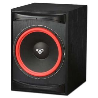Cerwin Vega XLS 15S Powered subwoofer 15in front firing