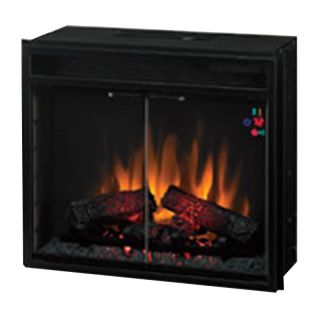 Classic Flame 23EF025GRA 23 Electric Fireplace Insert   Optional