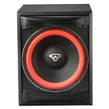 Powered Sub Woofer CERWIN VEGA XLS 12S Home Theater Speaker LFE