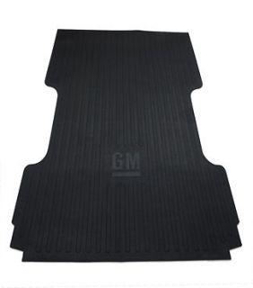 OEM Heavy Duty Bed Mat for 2007 2012 Silverado & Sierra 58 Bed