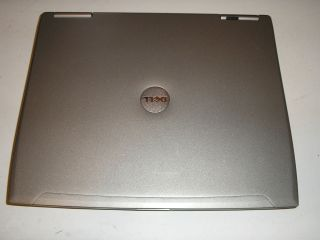 Dell D610 Laptop computer used for repair or parts 12024 Mac