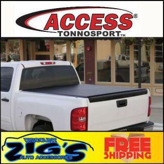 Access TonnoSport Tonneau Cover for 88 00 Silverado/Sierra 6.6