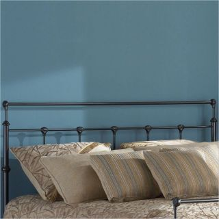 Queen Size High Rise Metal Bed Frame with Headboard and Footboard