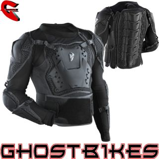 THOR IMPACT RIG SE MOTOCROSS FULL BODY ARMOUR PROTECTOR JACKET CE