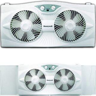 Kaz Inc HW 305 HW Twin Window Fan 3 speed