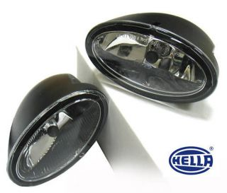 HELLA FF50 Free Form Halogen Driving Lights Lamp Kit