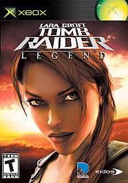Tomb Raider Legend in Video Games