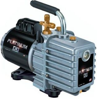 NEW JB PLATINUM DV 200 N 7 CFM 2 STAGE VACUUM PUMP