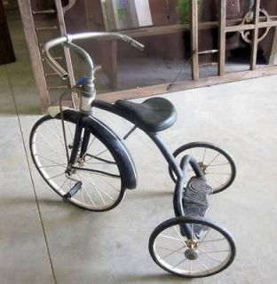 antique tricycle in Toys & Hobbies