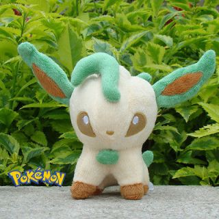 Character Leafeon Toy 5 Nintendo Game Figure Stuffed Animal Doll