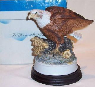 bald eagle figurines in Animals