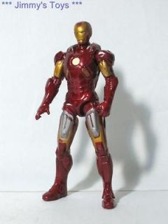 U39 MARVEL UNIVERSE AVENGERS MOVIE IRON MAN MARK VII ARMOR 3.75