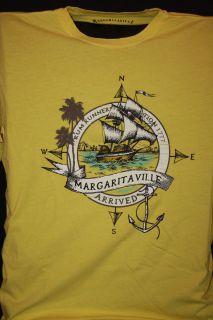 Margaritaville Mens Tee Shirt NWT Just in time for Jimmy Buffett