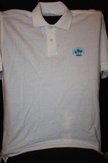 Margaritaville Mens Polo Shirt NWT Great for Jimmy Buffett concert or