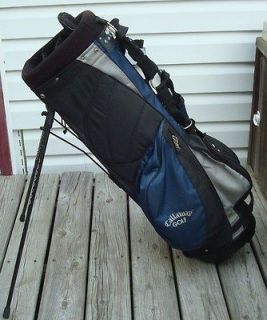 Callaway Glider Ogio Stand or Carry Golf Bag