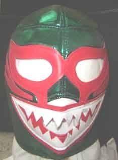 MIL MASCARASFREE SHIPPING TIBURON SHARK wrestling mask