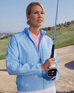 ADIDAS Golf Ladies Climaproof WIND Shirt Jacket Womens