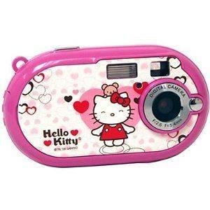 hello kitty digital camera in Cameras & Photo