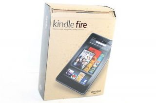 Newly listed  KINDLE FIRE   8GB D01400 DIGITAL BOOK READER