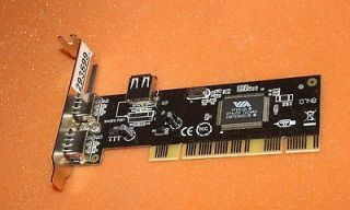 StarTech 3 Ports High Speed USB 2.0 PCI Low Profile (PCI220USBLP