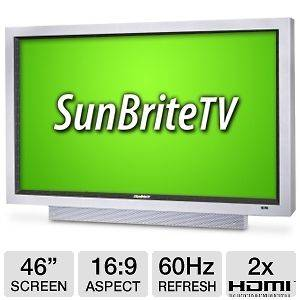 Sunbrite 46 Pro Line Outdoor All Weather LCD HDTV