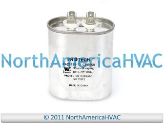 OEM Rheem Ruud Weather King Protech Oval Capacitor 30 uf 440 Volt 43