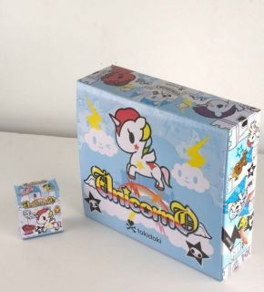Tokidoki Unicorno Unicorn Mini Vinyl Figure Collectables Box Simone
