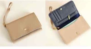 and Birds Zip Wallet For iPhone 5 4S HTC Samsung GALAXY NOTE S3