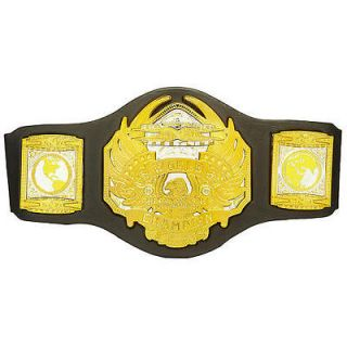 tna championship belts