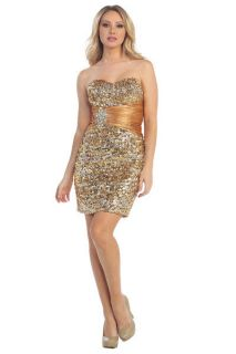 Shine Short Cocktail Dress Prom Homecoming Dresses Dazzle Beaded