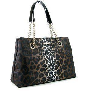 kate spade animal print handbag in Handbags & Purses