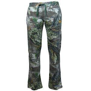 Realtree Girl Max1 Camo Lounge Pajama Pants Camouflage RG406MX1