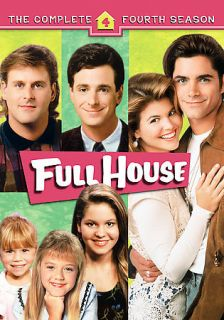 Full House The Complete Fourth Season 4 (Bob Saget) NEW DVD