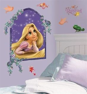 Disney Tangled Rapunzel Giant Wall Decals Princess Stickers Room Decor