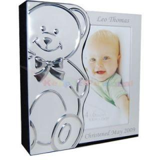 Personalised Photo Album Christening Gift Baby Gift