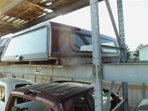 Unicover Safari Fiberglass Camper Shell Cover Chevy GMC
