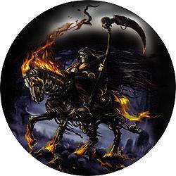 The Horseman   Custom Spare Tire Cover   Wheel Cover