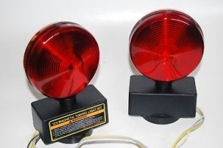TOW LIGHT TRAILER TRUCK Car Dolly tail utility flat bed wiring