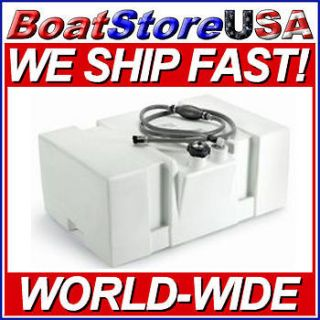 Boat Portable Topside Fuel Tank 24 Gallon 114 031626
