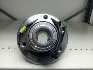 front wheel bearing 2007 dodge ram 1500