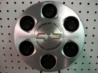 Chevy Truck Center Cap 16 Aluminum Wheel PF9 15712387