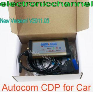 V2011.03 Autocom CDP pro for car Professional Diagnostic Tool (FORD