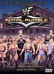 WWF   Royal Rumble 2001 DVD, 2001