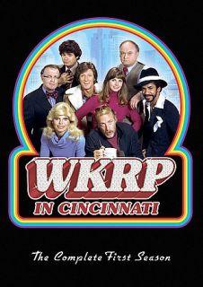 WKRP in Cincinnati   Season 1 DVD, 2007, 3 Disc Set