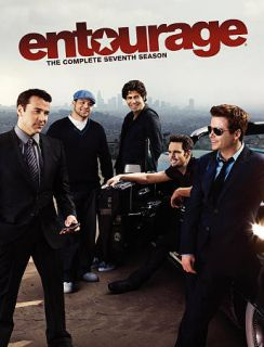 Entourage The Complete Seventh Season DVD, 2011, 2 Disc Set