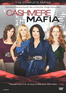 Cashmere Mafia   The Complete Series DVD, 2008, 2 Disc Set